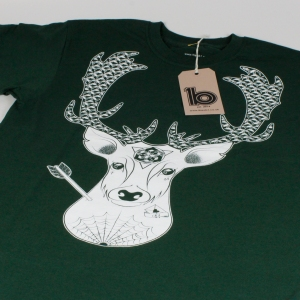 green stag tee 1