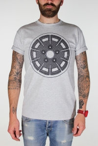 grey gas burner tee