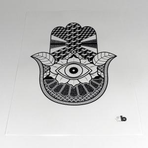 hand A3 print 3