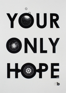 your only hope a3 print 1