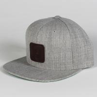 grey snap back 1