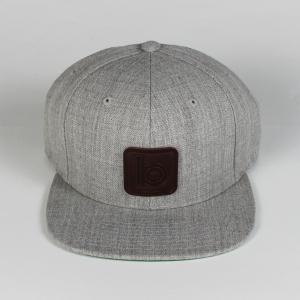 grey snap back 2