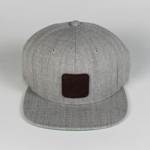 grey snap back 2