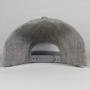 grey snap back 4