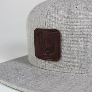 grey snap back 5