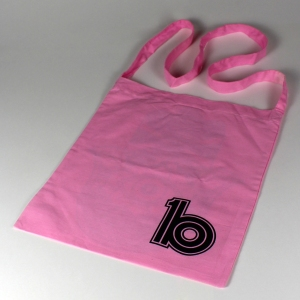 hand sling tote pink 3