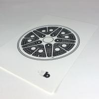 cosmic print 1