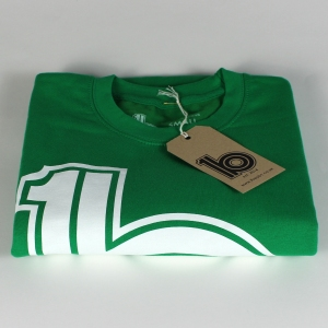green logo sweat 2