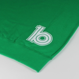 green logo sweat 4