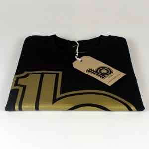 gold logo tee 1