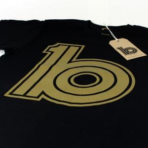 gold logo tee 3